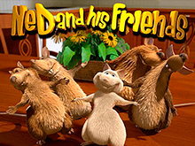 Ned And His Friends - играть в казино Вулкан